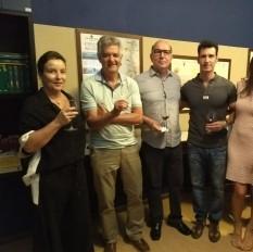 Degustação de vinhos italianos e franceses (09/06/18)