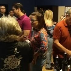 Degustação de vinhos Portugueses Domingos Alves de Sousa